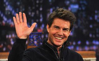 Tom Cruise crede în extratereştri