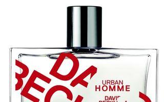 Urban Homme – Noul parfum David Beckham