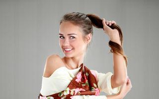 Greşeli pe care le faci zi de zi şi care-ţi distrug părul