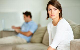 Mi-e silă să fac dragoste cu soţul meu pentru că suferă de o boală de piele