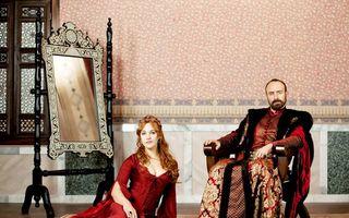 """EXCLUSIV Meryem Uzerli, actriţa principală din """"Suleyman Magnificul"""": """"Dacă sultanul nu o mai iubea, consecinţele erau dezastruoase pentru Hurrem"""""""