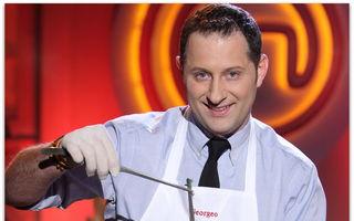 """Atac la """"MasterChef"""": Georgeo Andrei a cerut Pro TV să nu mai difuzeze imagini cu el!"""