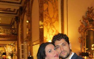 O relaţie specială: Cezar Ouatu şi Angela Gheorghiu, un cuplu şi dincolo de scenă?
