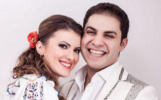 Cântăreţii de muzică populară Lavinia Goste şi Marius Zorilă vor deveni părinţi de gemeni