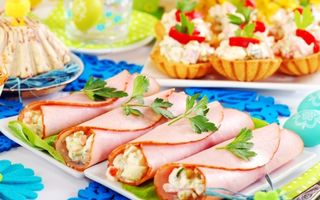 Top 10 reţete de Paşte care înlocuiesc carnea de miel, dacă nu-ţi place