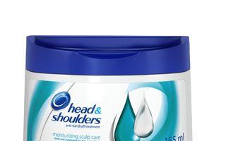 Noul head&shoulders Moisturizing Scalp Care
