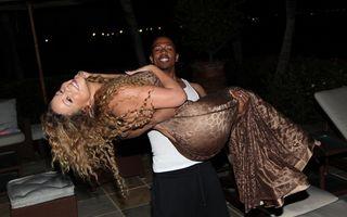 Mariah Carey şi Nick Cannon şi-au jurat iar credinţă