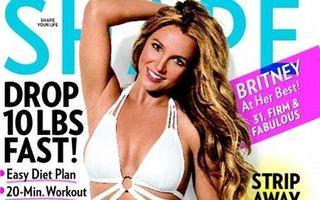 Britney Spears, la 31 de ani: Din nou sexy, dar tot cu celulită!