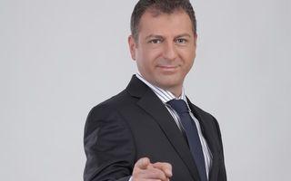 Christian Sabbagh, trei ani de când prezintă Ştirile Kanal D