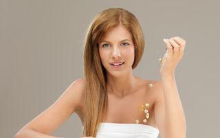 5 vitamine care fac minuni pentru frumuseţea ta