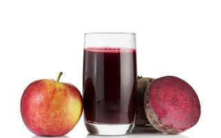 Dr. Oz: 4 beneficii ale sucului de sfeclă roşie. În ce cantitate se consumă?
