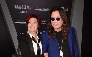 Ozzy Osbourne şi soţia sa s-au împăcat
