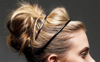 Frumuseţea ta: 3 moduri lejere de a-ţi prinde părul vara asta