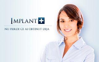 IMPLANT+, soluţia unică de mentenanță a implantului dentar
