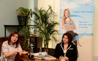 În România se pot stoca acum gratuit celule stem