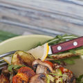 Salată cu ciuperci şi roşii