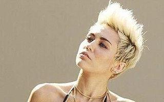 """Sexy și provocatoare: """"Hannah Montana"""" s-a făcut femeie fatală"""