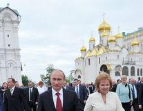 Stăpânul Kremlinului, cel mai puternic burlac din lume