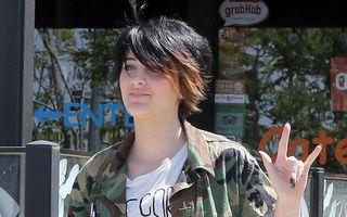 """Fiica lui Michael Jackson, după tentativa de sinucidere: """"Vreau să trăiesc!"""""""