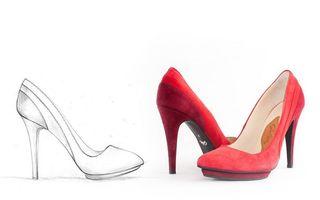 Creează-ţi pantoful pe care îl ai de mult timp în minte!