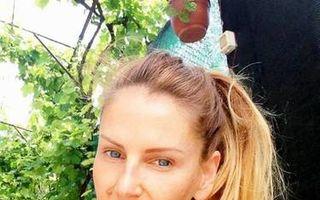 Andreea Bănică, criticată pentru că s-a pozat fără machiaj