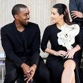 Cel mai mediatizat cuplu din lume: Kim Kardashian şi Kanye West. Imagini inedite