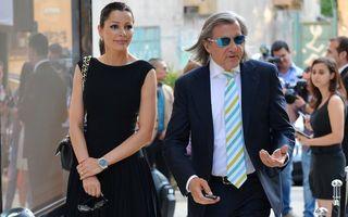 Ilie Năstase se căsătoreşte pentru a patra oară. A făcut nuntă cu Brigitte Sfăt