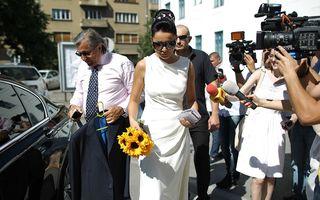 Ilie Năstase şi Brigitte Sfăt s-au căsătorit civil