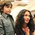 Mihaela Rădulescu şi-a învăţat fiul să doneze sânge