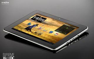 E-Boda anunţă disponibilitatea tabletei Supreme XL400QC în varianta de culoare neagră!