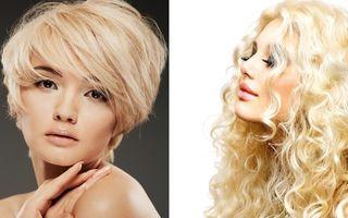 Cum se protejează mai uşor părul vara? Tuns scurt sau lăsat lung?