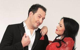 Ștefan Stan și Andreea Mantea s-au despărțit din nou
