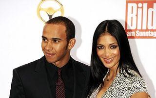 Nicole Scherzinger și Lewis Hamilton s-au despărţit