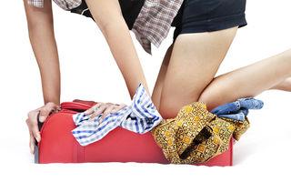Ce trebuie să pui într-un bagaj mic pentru o vacanţă mare