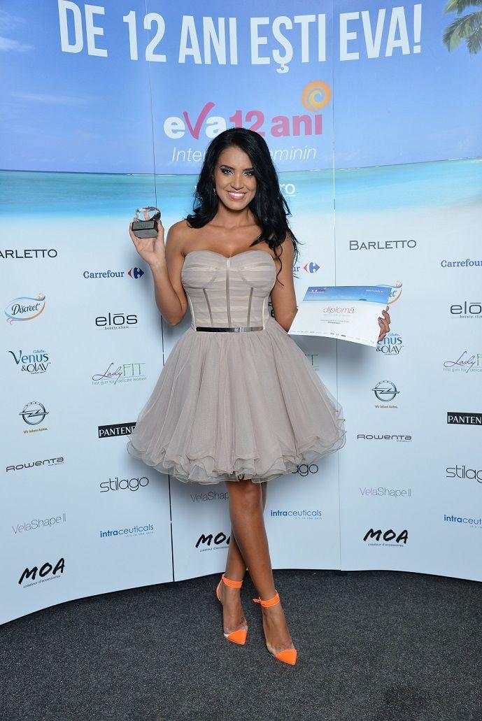 stiluri proaspete cel mai bine vândut 100% de înaltă calitate Show-urile WOWBiz si D-Paparazzi, premiate la Gala Eva 12 ani ...