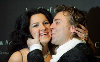 Angela Gheorghiu, bătută de fostul soț