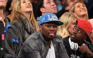 50 Cent şi-a bătut iubita şi i-a distrus casa