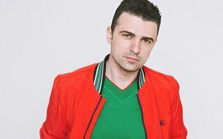 """INTERVIU EXCLUSIV Cornel Ilie, Vunk: """"Sunt timid, romantic, ironic şi gelos"""""""