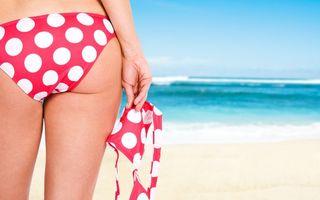 Frumuseţea ta: Ascunde-ţi inteligent celulita şi vergeturile când faci plajă