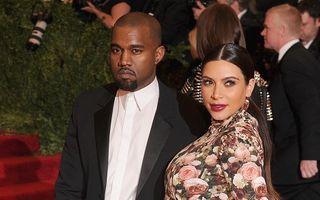 Kanye West şi Kim Kardashian, nuntă în Egipt