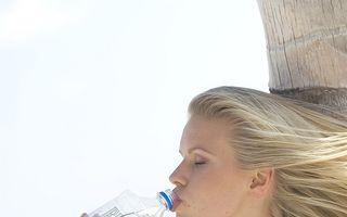 Cel mai ieftin mod de a slăbi: consumul de apă