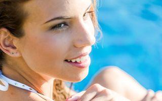 Pielea arsă de soare: te ajută sau nu iaurtul să te vindeci?