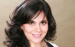 Simona Bălănescu este însărcinată