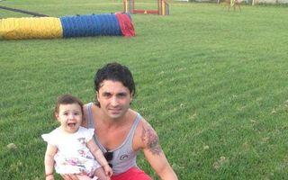 România mondenă: Top 5 tătici care sunt foarte grijulii cu copiii lor