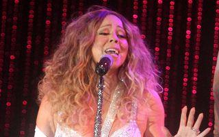 Mariah Carey, diva fără o mână