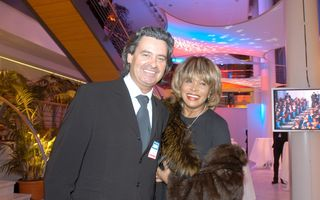Tina Turner s-a căsătorit