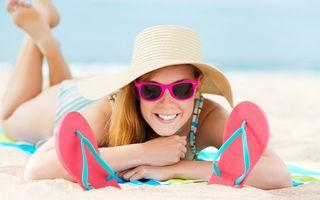 Frumuseţea ta: 6 sfaturi ca să stai la plajă fară să te arzi