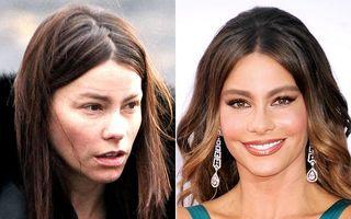 Hollywood: 10 vedete care ne şochează fără machiaj. De nerecunoscut!