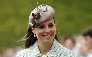 Ducesa de Cambridge a născut un băiețel