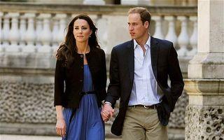 Kate, soţia Prinţului William al Marii Britanii, a născut un băieţel!
